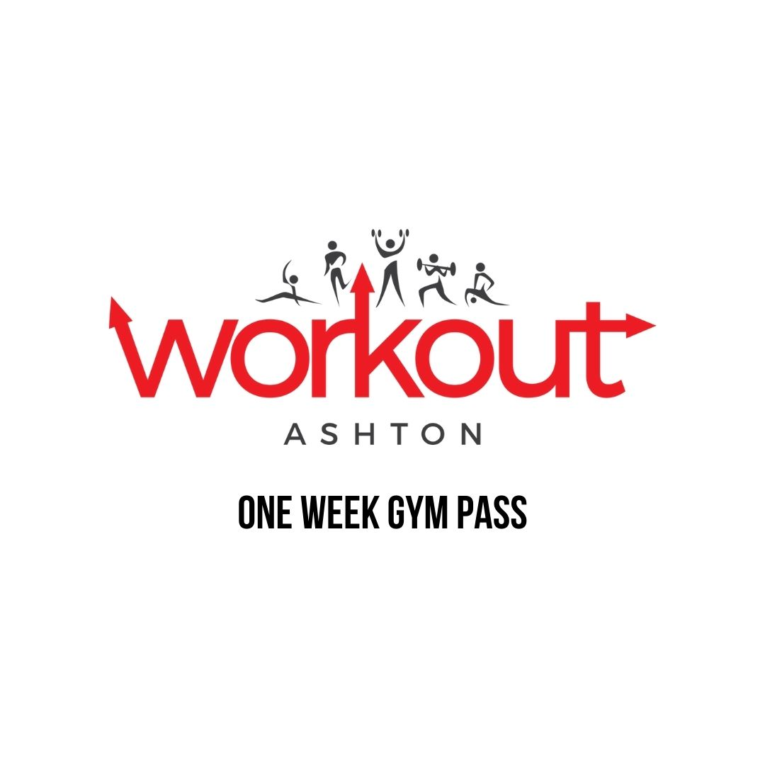 Sign Up Now: One Week Gym Pass for a Friend