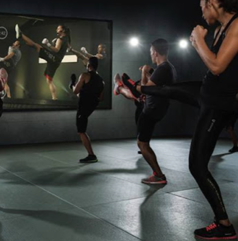 IN HOUSE VIRTUAL BODY COMBAT HARBOURSIDE