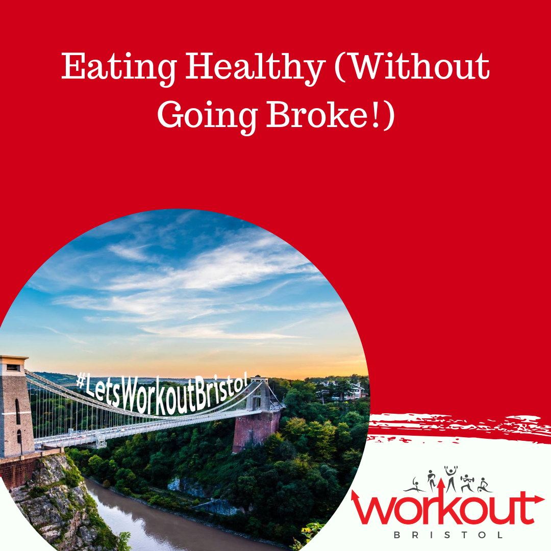 Eating Healthy (Without Going Broke!)