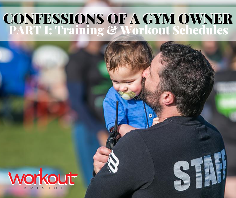 PART I: Training & Workout Schedules