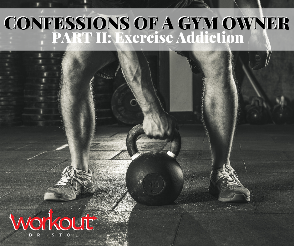 PART II: Exercise Addiction