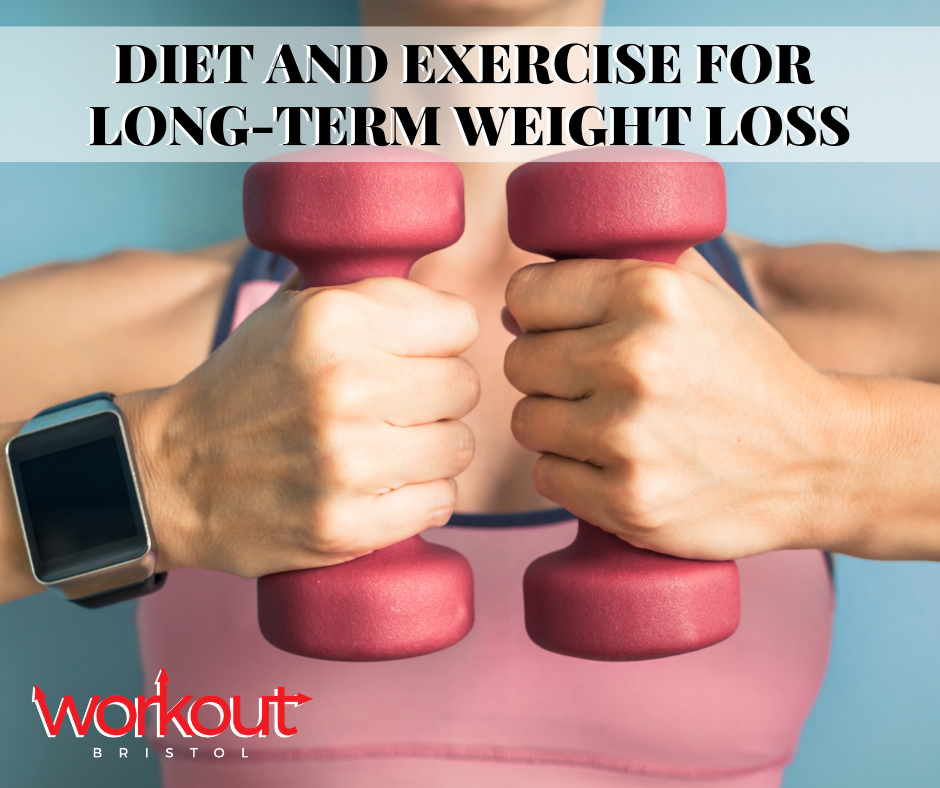 Which form of diet/exercise is best for long term results?