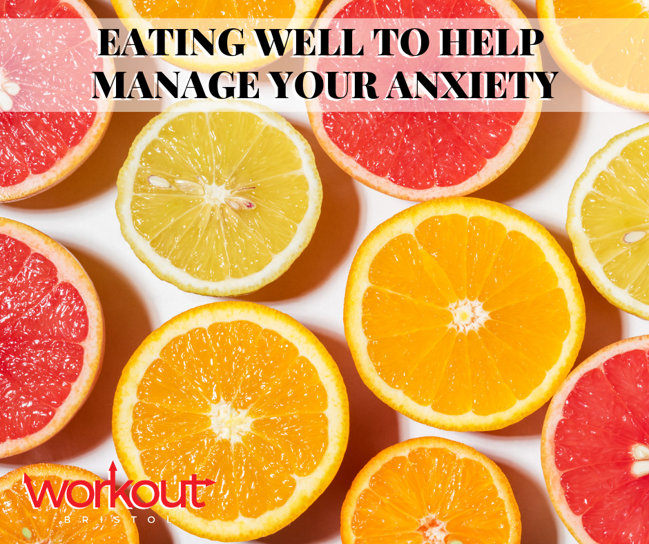 Eating well to help manage anxiety: Your questions answered