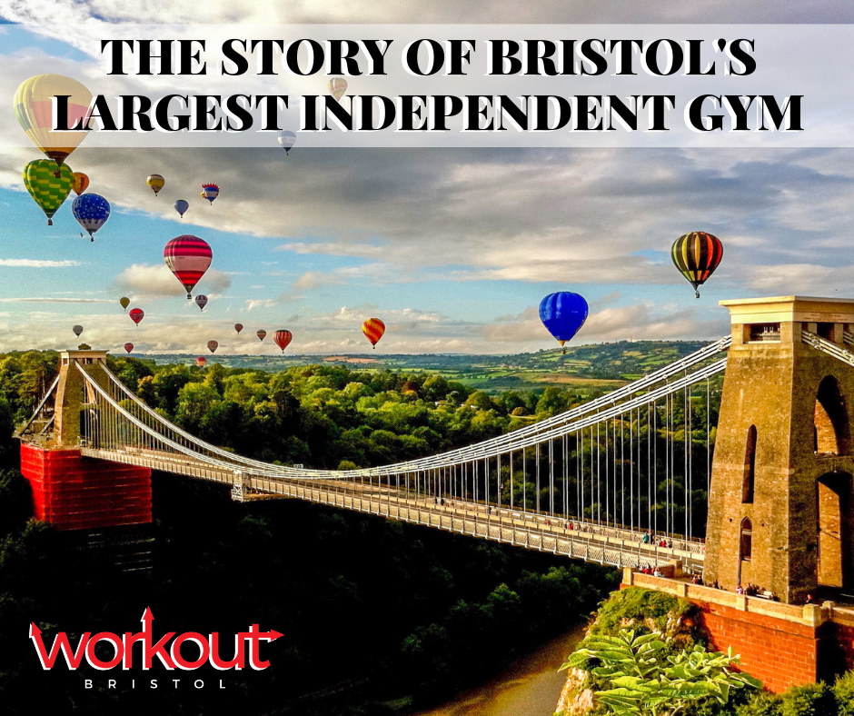The Story of Bristol's Biggest Independent Gym Chain