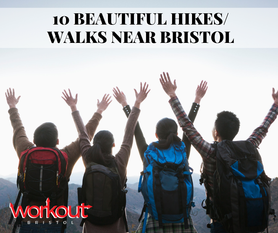 10 Walks/Hikes Near Bristol