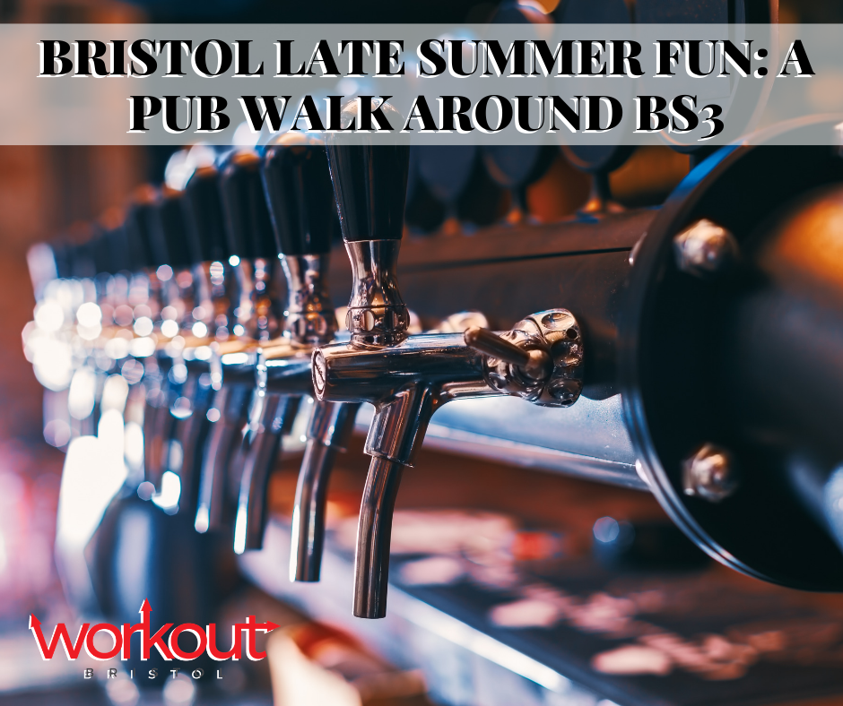 Late Summer Fun: Pub Walk Around BS3