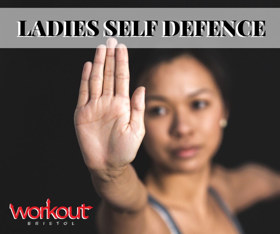 Ladies Self Defence Tips